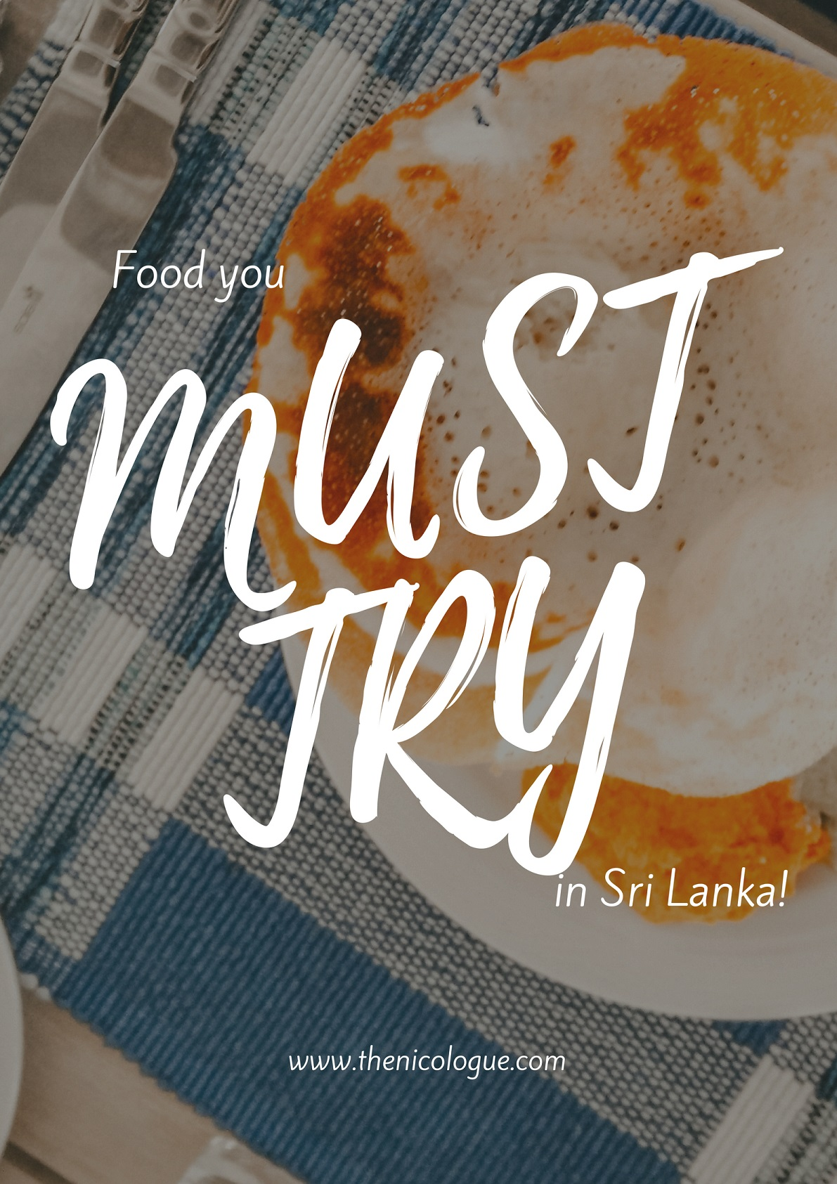 Food you must try in Sri Lanka
