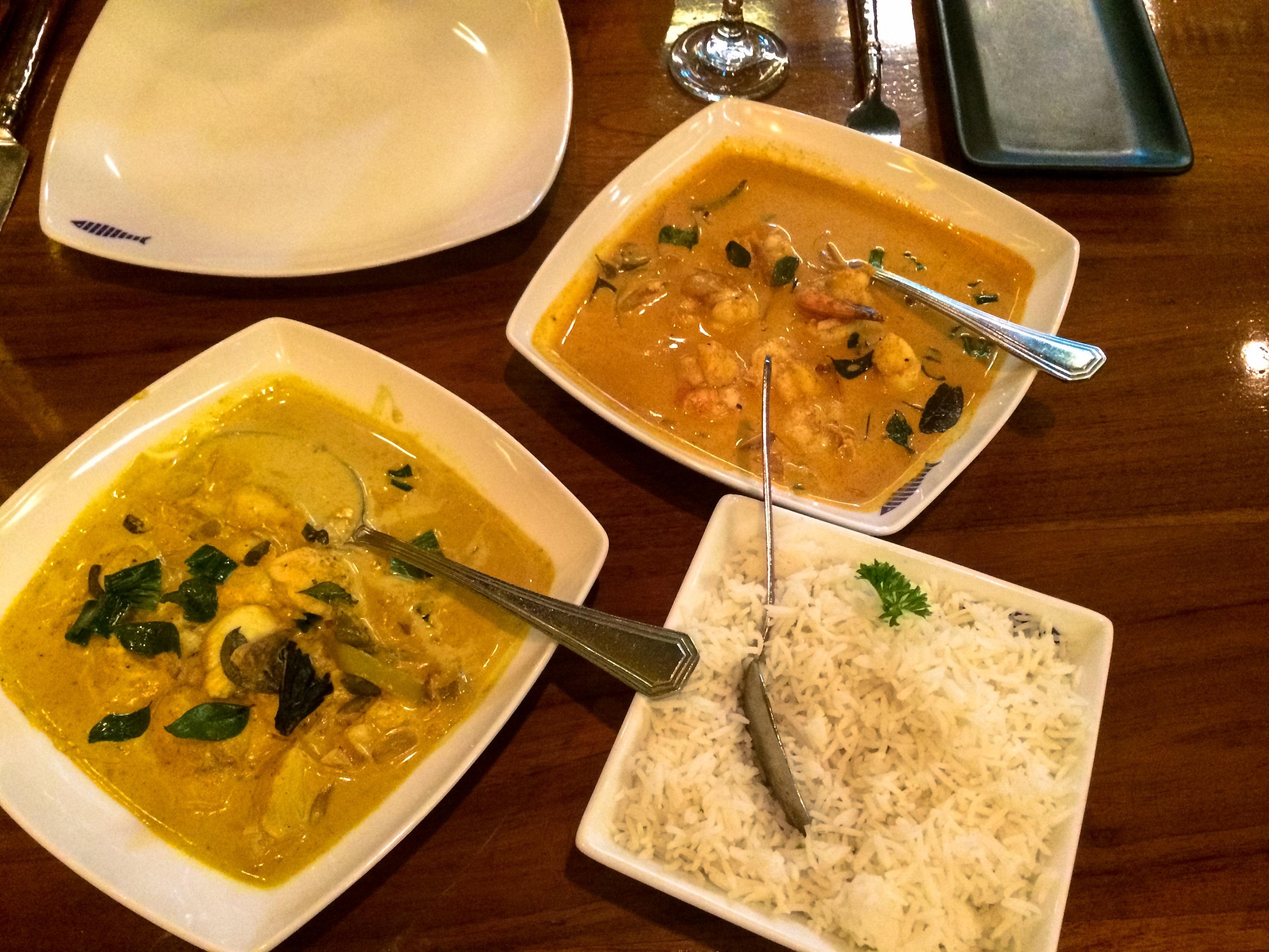 Sri Lankan curries