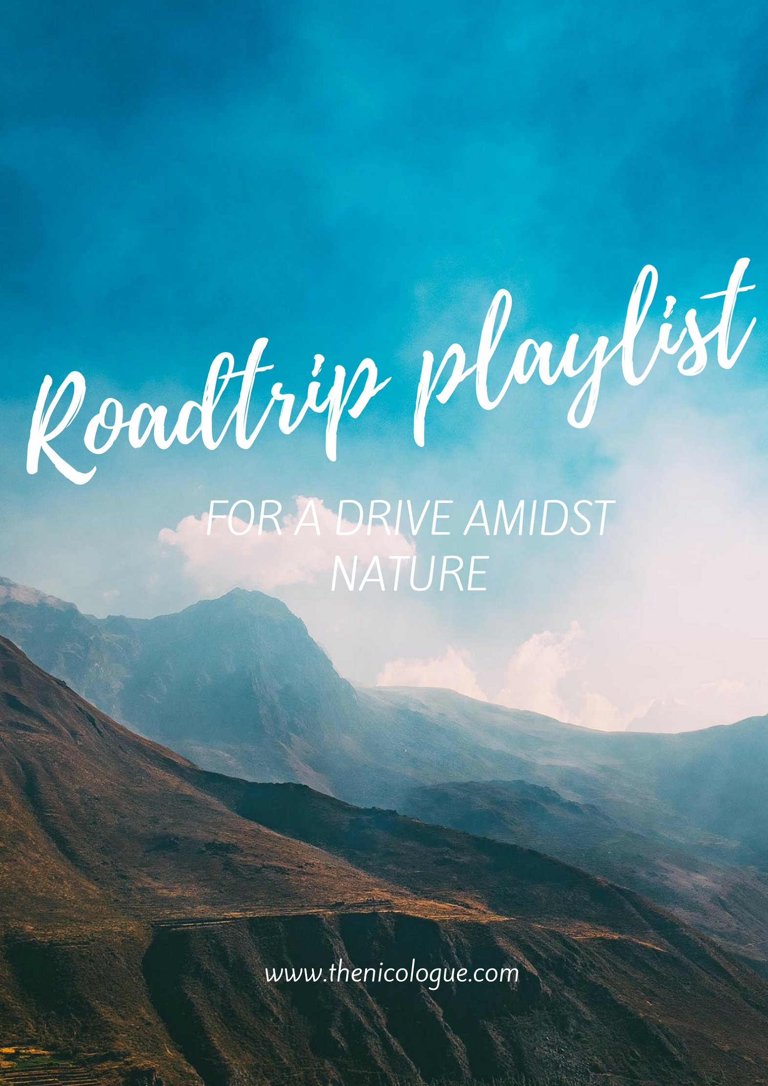 Roadtrip playlist by The Nicologue