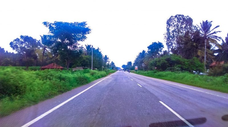Bangalore to Coorg Highway
